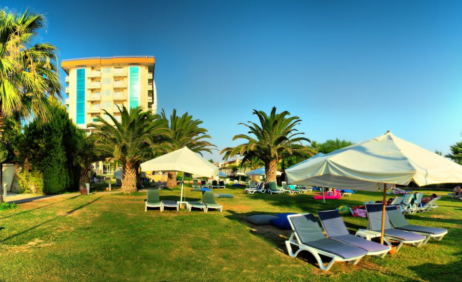 Ephesia Resort Bahçe - Garden_6